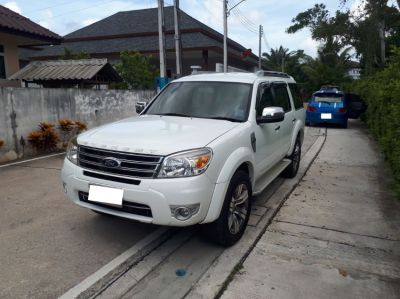 2012 FORD EVEREST, 2.5LTD, 74.000KM