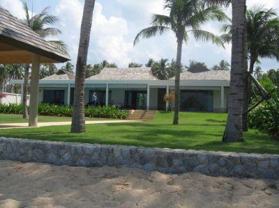 Beach Front Pool Villas