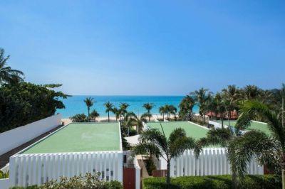 Sea View Luxury Pool Villas