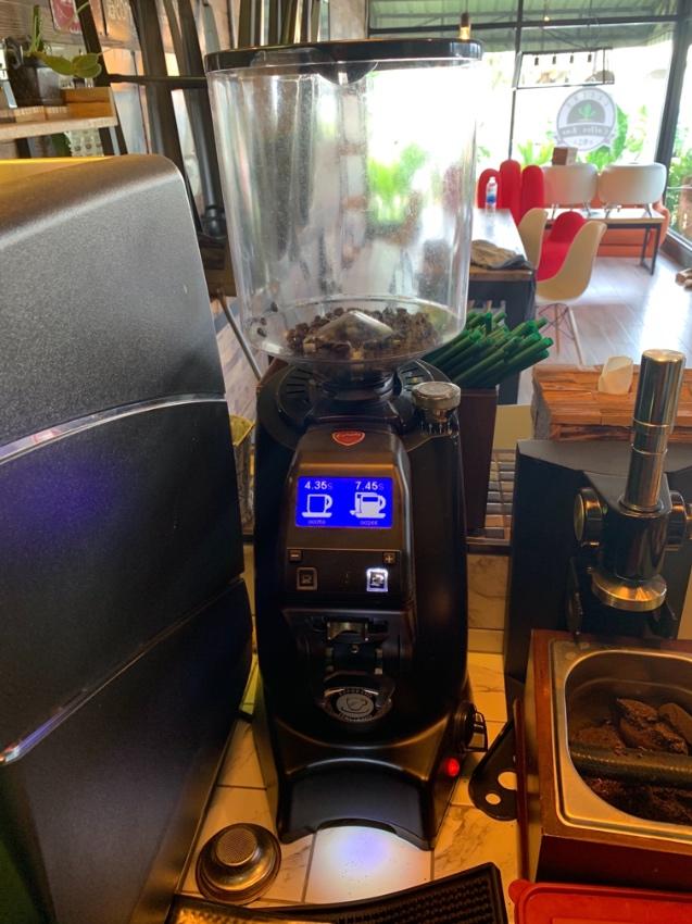 Coffee Bean Grinder commercial digital
