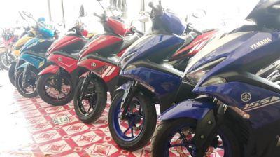 155cc bikes rent with best service at 3.000 bath/month