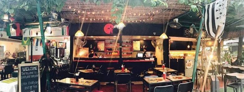 Restaurant in Sathorn