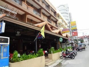 Pratumnak 21 Room Residence/Bar/Restaurant Sale and Rent