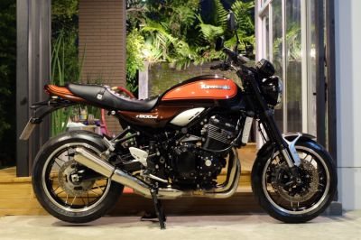 [ For Sale ] Kawasaki Z900RS 2018 only 8,7xx kms!