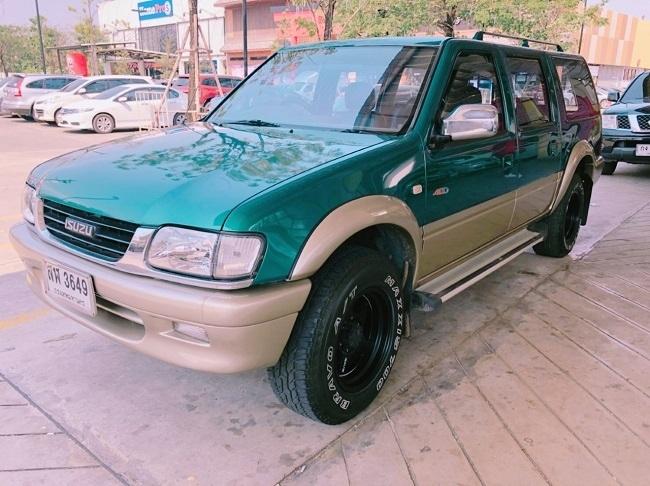 ISUZU ADVENTURE 2.8 LS TURBO 4WD - DRAGON Year 1998