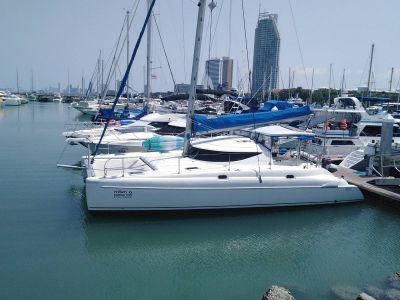 Fountaine Pajot ATHENA 38 Catamaran *R U ready for goo season?