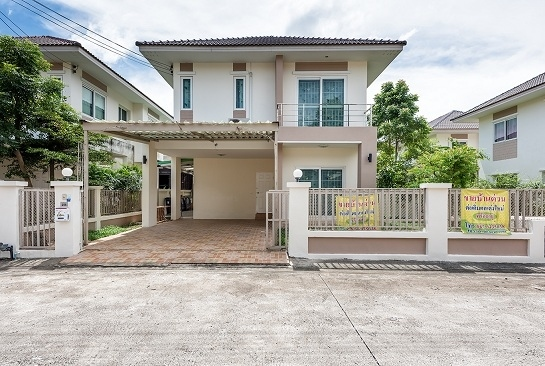 House for sale in Sittarom,Rob muang Rd.