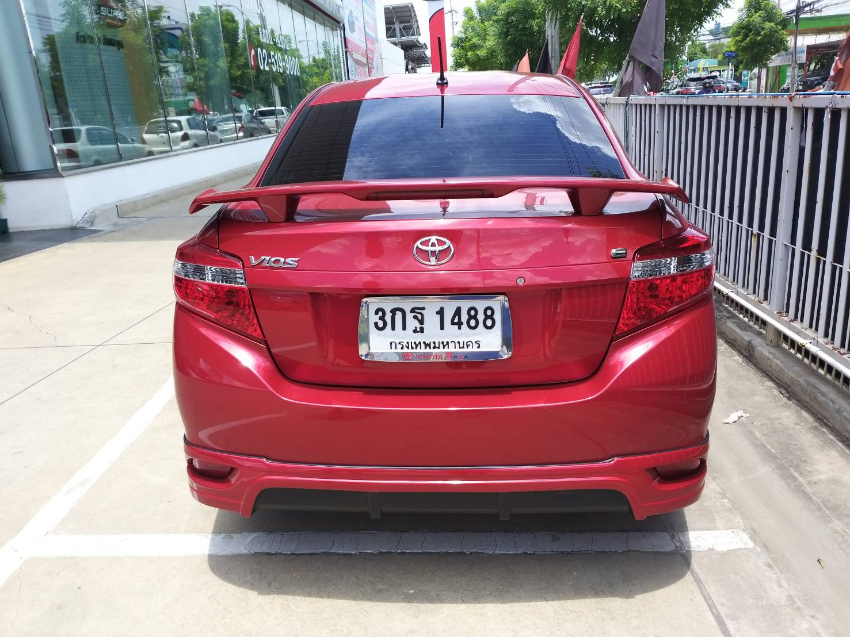 Toyota Vios E 2015 excellent condition