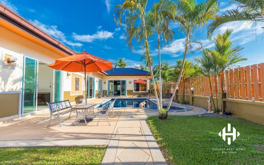 REDUCED PRICE Villa+Pool 4 Bedroom 4 Ensuite With POOL house
