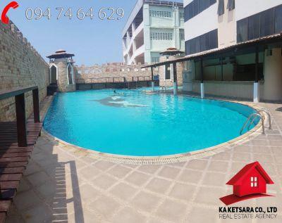 Pattaya Tai Center Condo - 2 Bedroom- Opposite TUKCOM