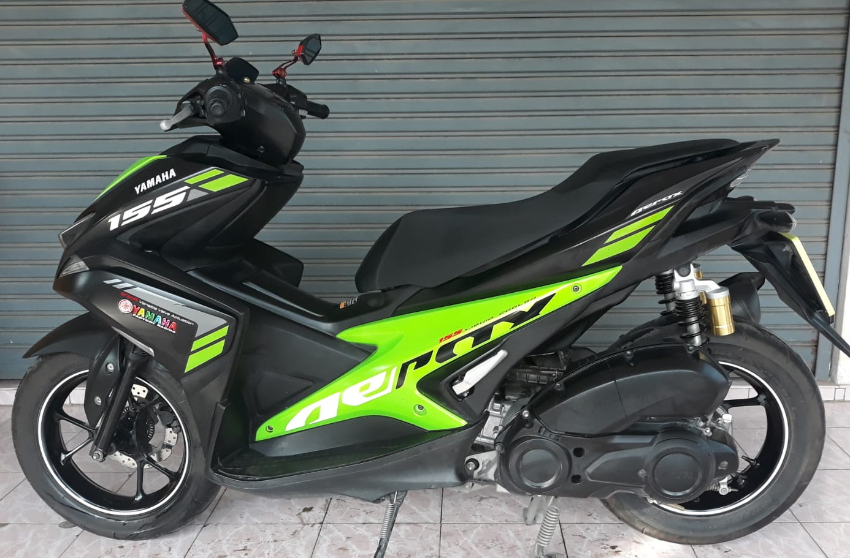 AEROX rent 3000 thb the month