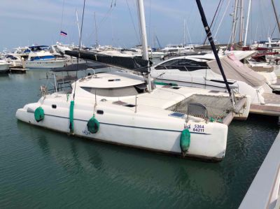 Fountaine Pajot Catamaran Project-Price Reduced