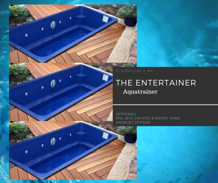 The Entertainer Spa Pool