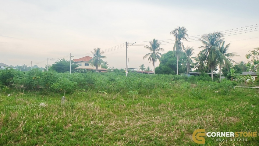 #LS932 100 Sq.Wah Land In Pong For Sale At East Pattaya