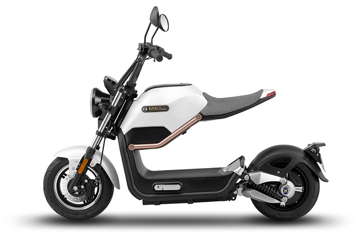 HOT New Sunra Miku Max Electric Scooter
