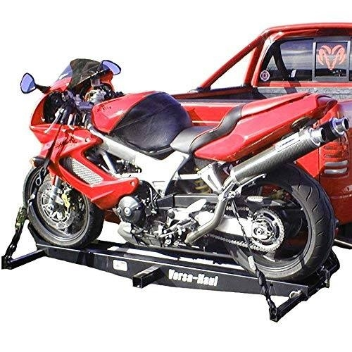 motorcycle hitch carrier