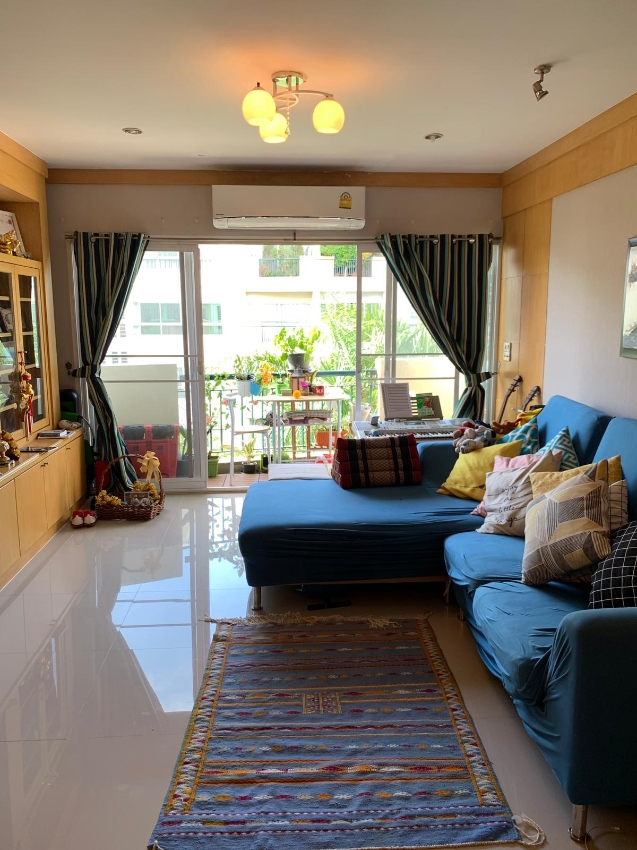 Lovely Condo for Rent - Phahonyothin Park Condominium -Saphan Kwai BTS