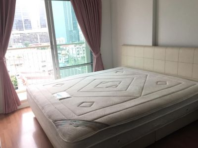 LPN Place Rama9-Ratchada 1Bed near MRT Tower B Floor 9 Private Washer