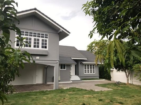 (เช่า) FOR RENT HOUSE SUKHUMVIT 71 WITH PRIVATE POOL  /**95,000**