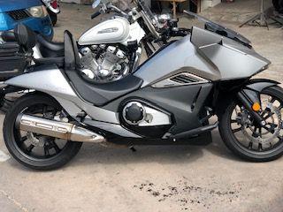 Honda NM4 Batmobile