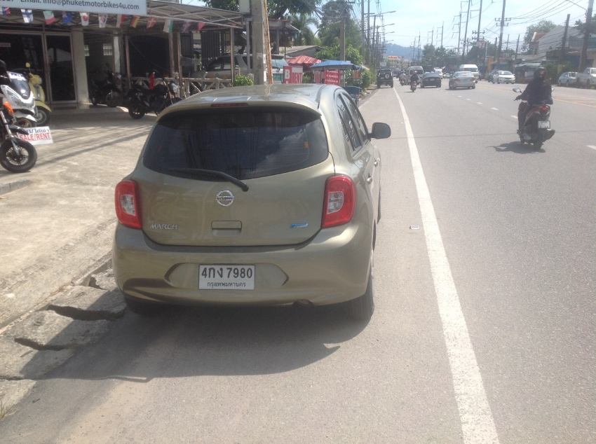 Nissan March 1.2E , 2015 , manual 5 speed  , 45,000 km , ,