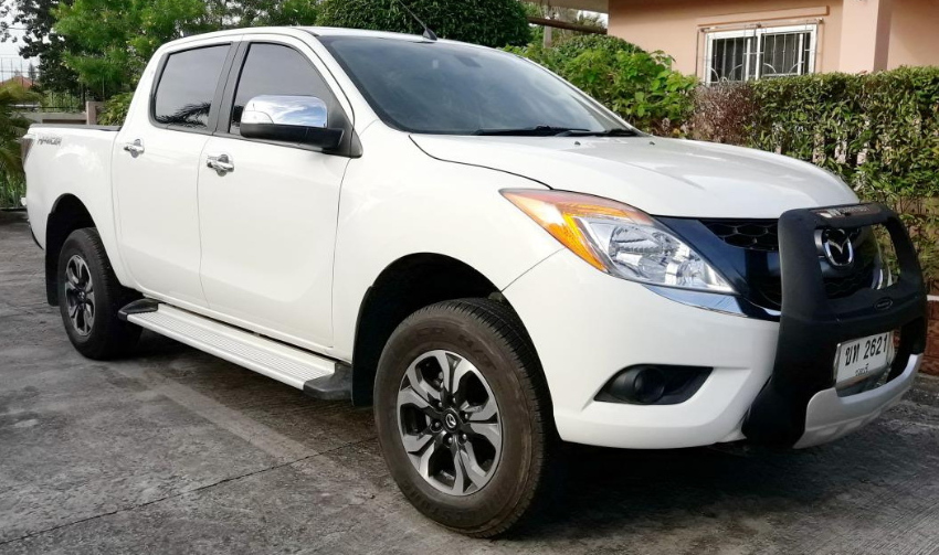RENT Mazda BT50 Autom. Pickup only 18000/Month