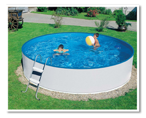 Above ground swimming pool set sale !
