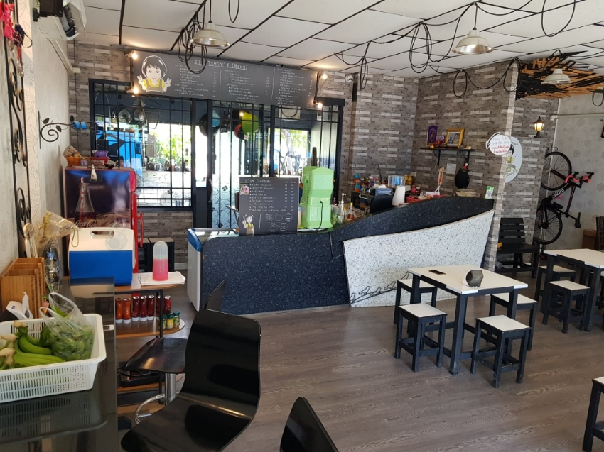 Coffee & Snack Bar for Sale!