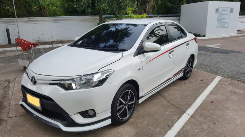 Toyota Vios 1.5 TRD Sportivo 2014