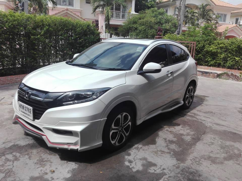SOLD!!! Honda HR-V 2015 1.8 EL TOP