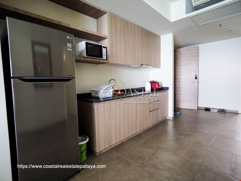 Two bedroom, two bathroom, 101 condo for sale at Zire Wong Amat!