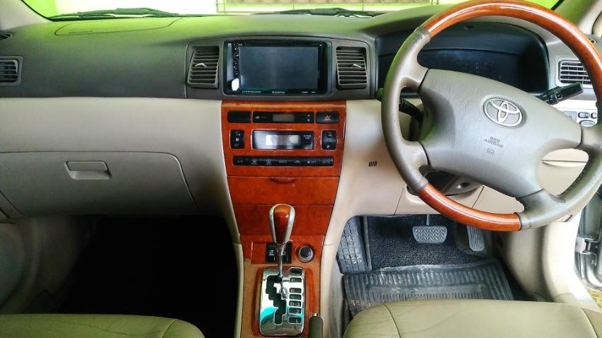 Toyota Altis 1.8 2005 top rare model