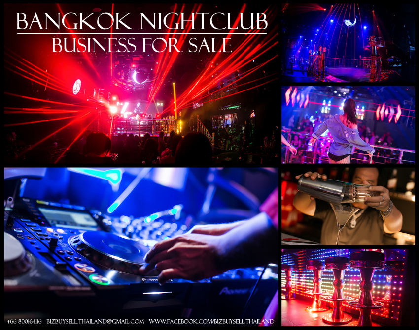 Nightclub For Sale Bangkok