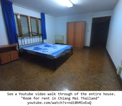 Great room for rent in Chiang Mai