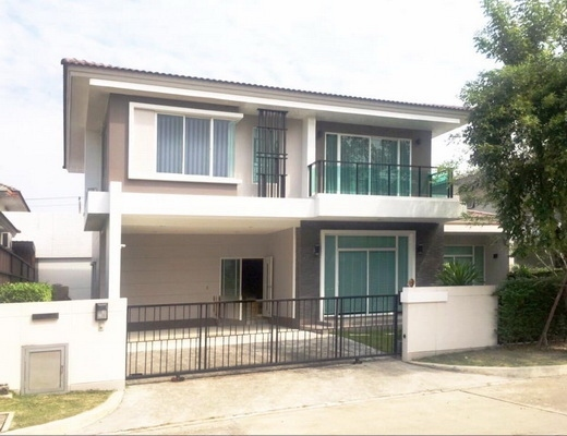 (เช่า) FOR RENT CASA PREMIUM ONNUT-WONGWAEN / 4 beds  / **80,000**