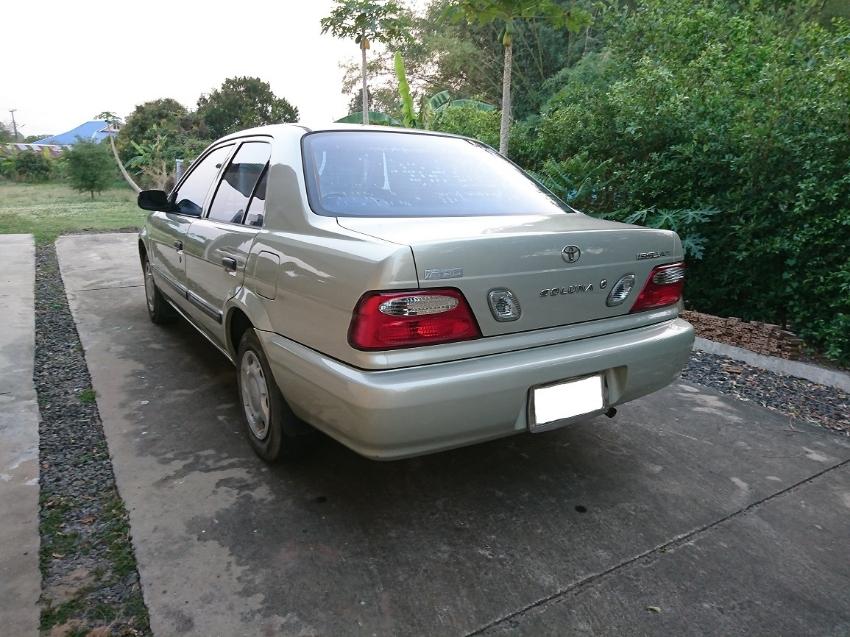 Toyota Soluna a/t