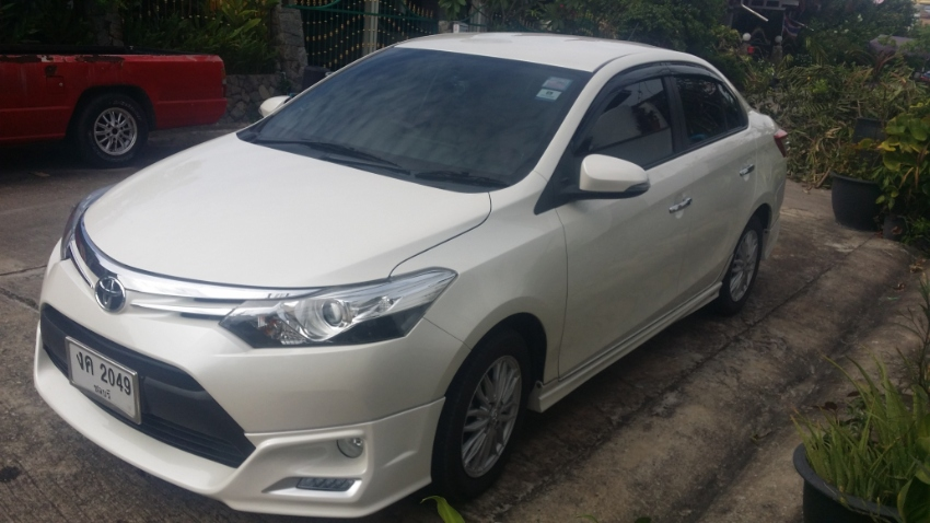 2016 toyota vios exclusive