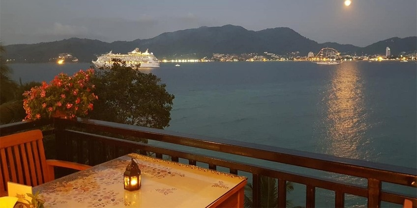 Fantastic Sea View Restaurant for Sale