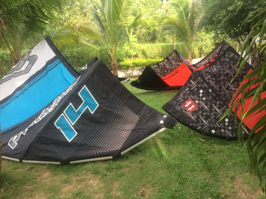 Complete Kite Surf set