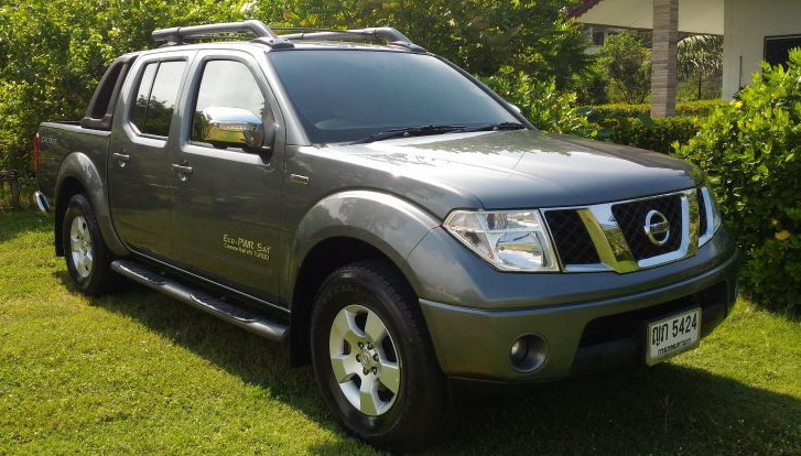 RENT Pickup Nissan Navara-4 Door-Autom-16000/Month