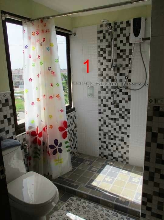 Route 88 Rooms for rent Hua Hin