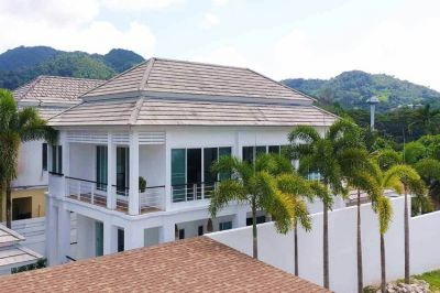 3 Bedroom Golf Course View Pool Villa for Sale - Kathu, Phuket