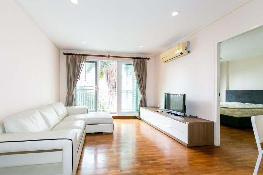 Short Term Rental: Baan Siri Sukhumvit 13
