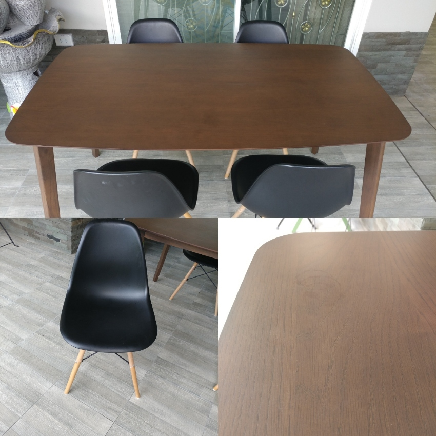 Index Dining Table & 4 Chairs - Great condition