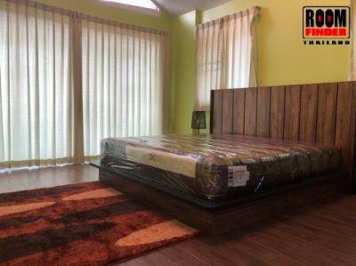 (เช่า) FOR RENT SUPALAI VILLE RAMA 2 / 3 beds 3 baths / **21,000**