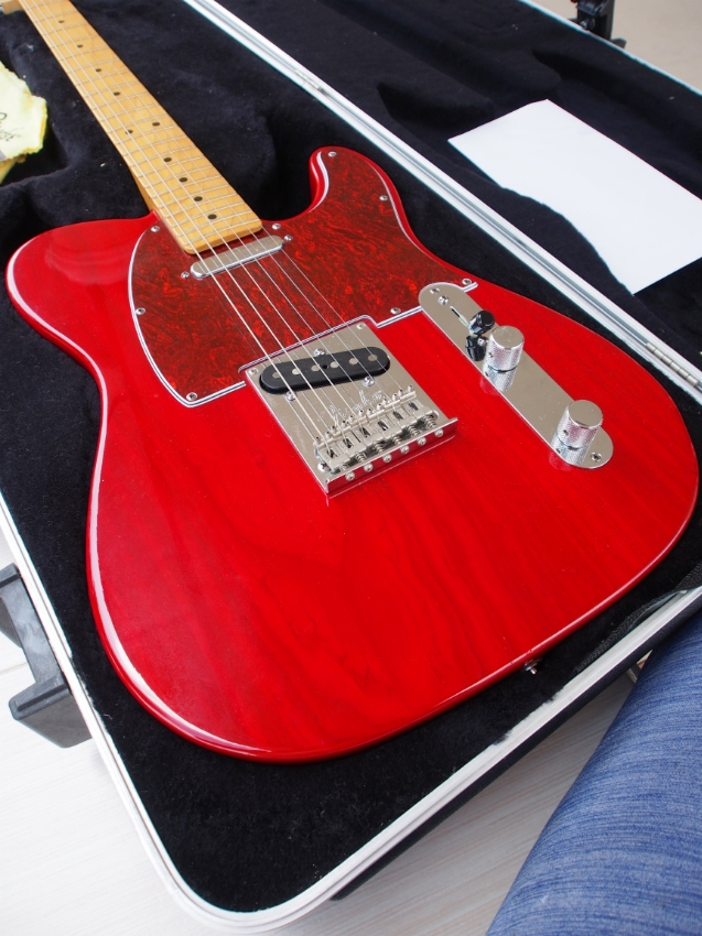 Fender USA Telecaster as new in case