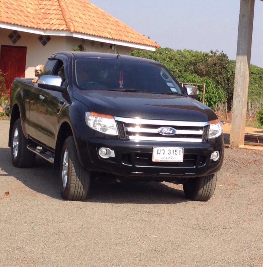 2013 ford ranger 50000 km