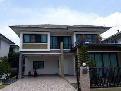 Beautiful 2 storey home for sale in centre of Khon Kaen บ้านสวย 2 ชั้น
