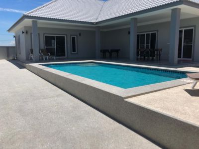 Pool Villa for sale in Cha-am