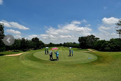 2 bedroom 2 bath bungalow on Panorama Golf Course in the Khao Yai Area